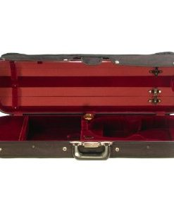 Bobelock Hill Style Lite 6002 4/4 Violin Case with Wine Velvet Interior